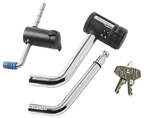 Master Lock 2848DAT Key Alike Set with Receiver and Coupler Latch Locks