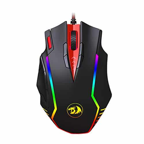 Redragon M902, SAMSARA - 16400 DPI. Laser PC Gaming Mouse