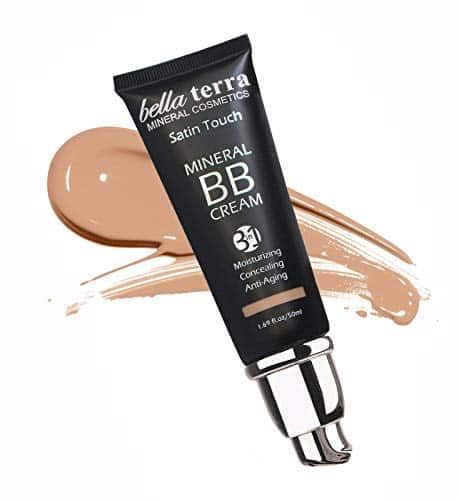 Buildable-Bella Terra BB Cream 3-in-1 Tinted Moisturizer