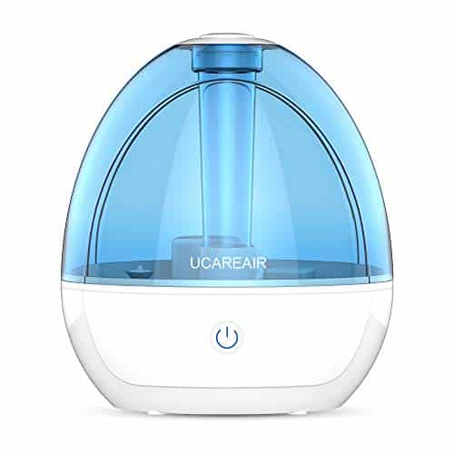 Cool Mist Humidifier – Room Humidifier for Bedroom