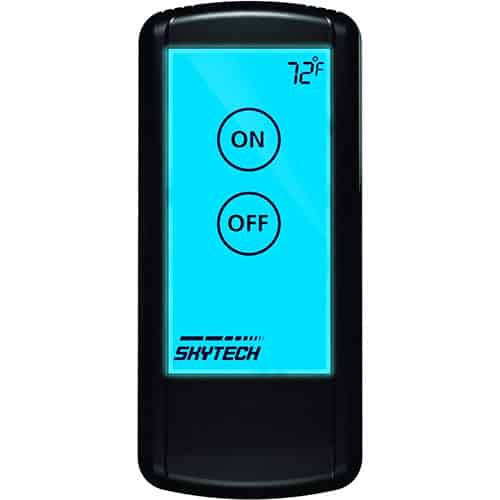 Skytech Millivolt Wireless On/Off Touchscreen Remote
