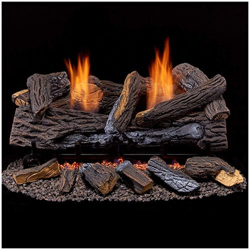 Duluth Forge Ventless Natural Gas Log Set