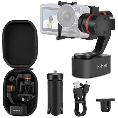 Hohem 3-Axis Gimbal for GoPro Hero