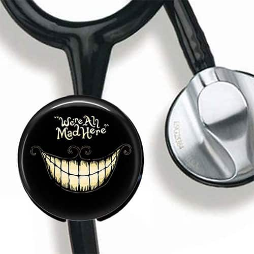 KT-Tagers Personalized Doctor Stethoscope