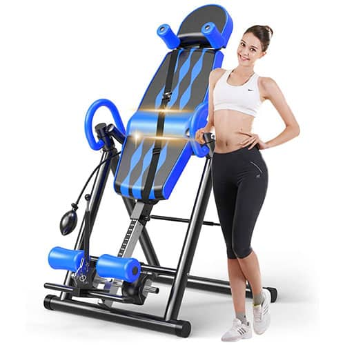 Macticy inversion table