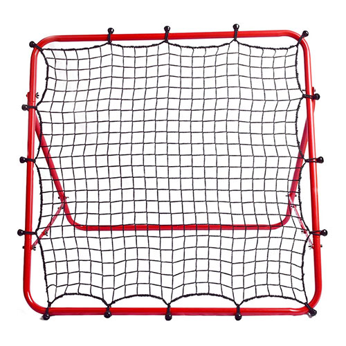 DRNM DRM One-Sided Soccer Rebound Net