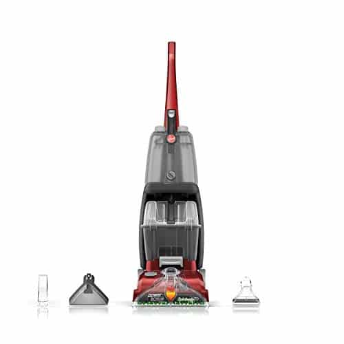 Hoover FH50150 Power Scrub Deluxe Carpet Cleaner Machine