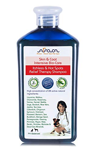 Arava Natural Medicated Dog Shampoo