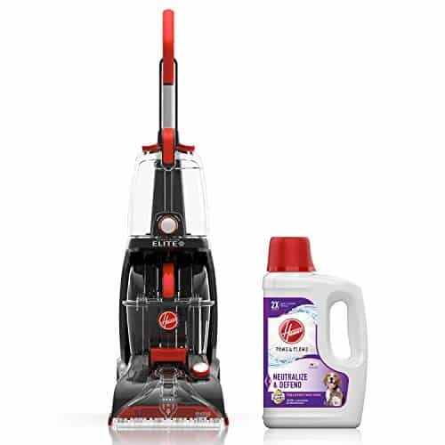 Hoover Power Scrub Elite Pet Carpet Cleaner with Paws & Claws